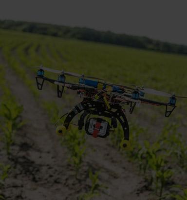 Recolección de datos para agricultura de precisión