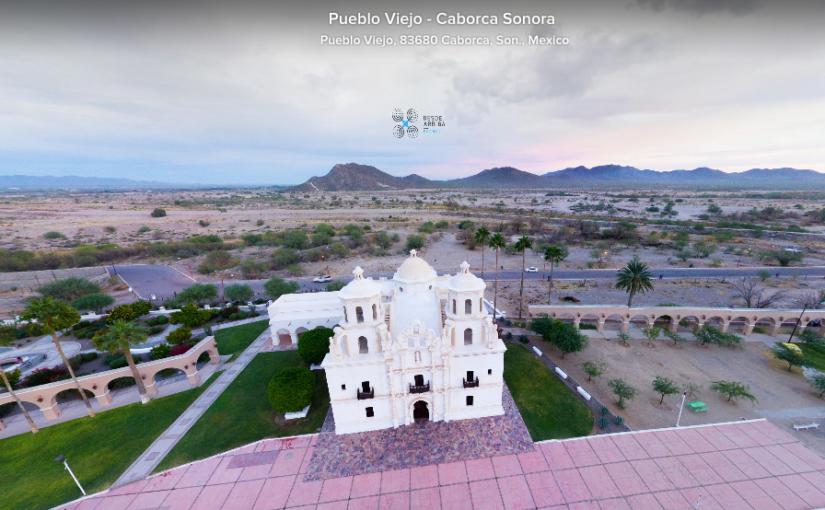 Pueblo Viejo 360 grados