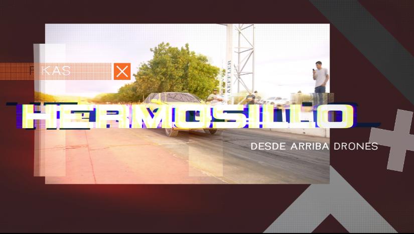 Pikas en el Autódromo de Hermosillo