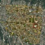 mapa ciudad de méxico terremoto 2017 desde arriba drones